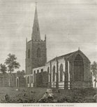 St. John the Baptist Church, Dronfield, 1819